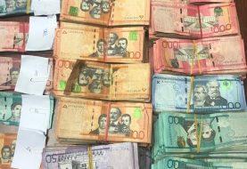 Guachiman acusado de robar RD$4.6 millones