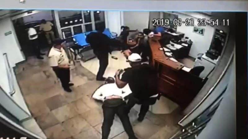 Esperan identifiquen agentes DNCD humillaron médicos