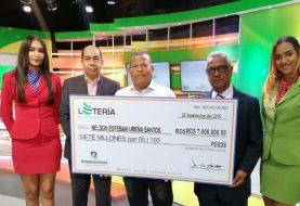 Comerciante de Mao,  gana RD$7 millones Lotería Nacional