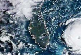 Dorian toca tierra en las Bahamas como categoría 5