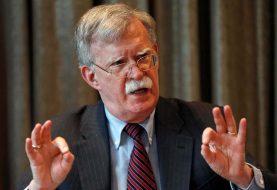 Trump despide a John Bolton