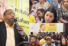 Cientos en NY asisten asamblea  para apoyar Leonel en primarias