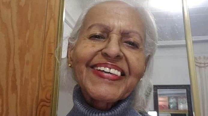 Fallece hermana de Negro Veras
