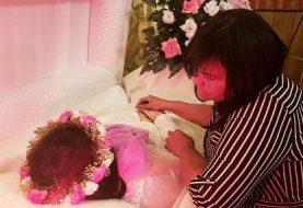Dan último adiós a niña dominicana fallecida en NY