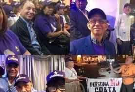 Piquetean evento en NY presidiría Rubén Bichara