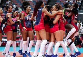Reinas del Caribe vuelven a ganar