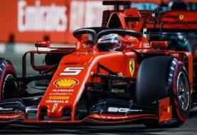 ¡Victoria de Sebastian Vettel! la primera de la temporada