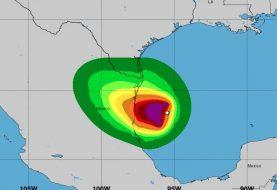 Tormenta Fernand alcanzará costas de México este miércoles