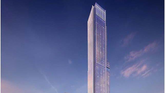 Construyen en NY la torre residencial más alta del mundo