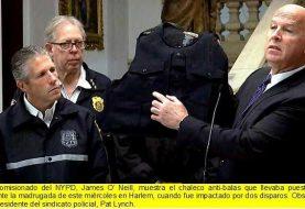 Policía NY ofrece US$2,500 por información de asesino