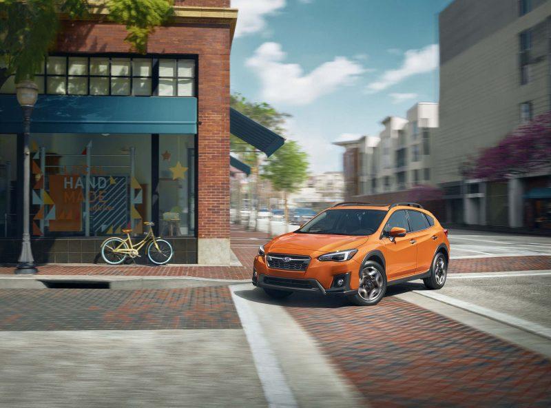 Subaru Crosstrek 2020 crossover más capaz en su segmento