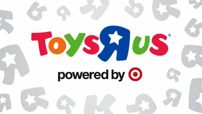 Relanzamiento de Toys 'R' Us en una asociación inusual con Target