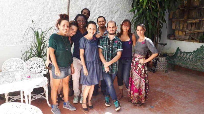 Arrestan en La Habana a paciente de cáncer y activistas