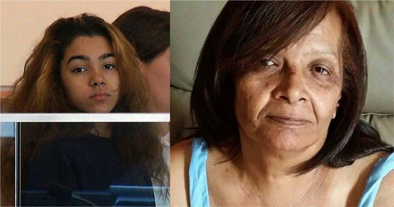 Adolescente de origen dominicano acusada por asesinar mujer boricua