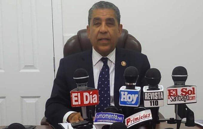 Congresista EE.UU. llama irresponsable presidente JCE