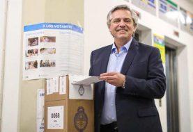 Fernández gana las elecciones de Argentina en primera vuelta