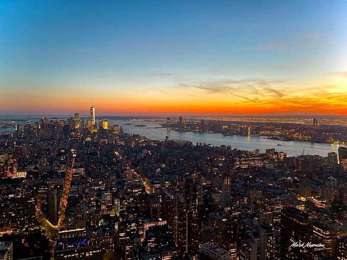 Alto Manhattan se torna violento