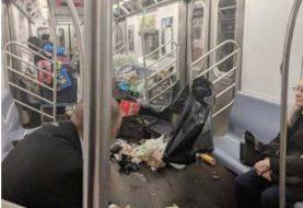 Ofrecen 500 dólares por fotos vagones más asquerosos trenes NY