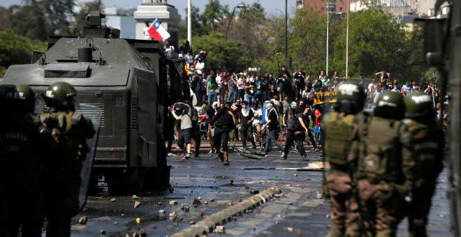 Chile: Aumenta a 15 cifra de muertos por protestas