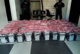 Tres dominicanos implicados en alijo 599 kilos cocaína