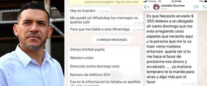 Padre de Junior Guzmán denuncia cuentas redes sociales hackeadas