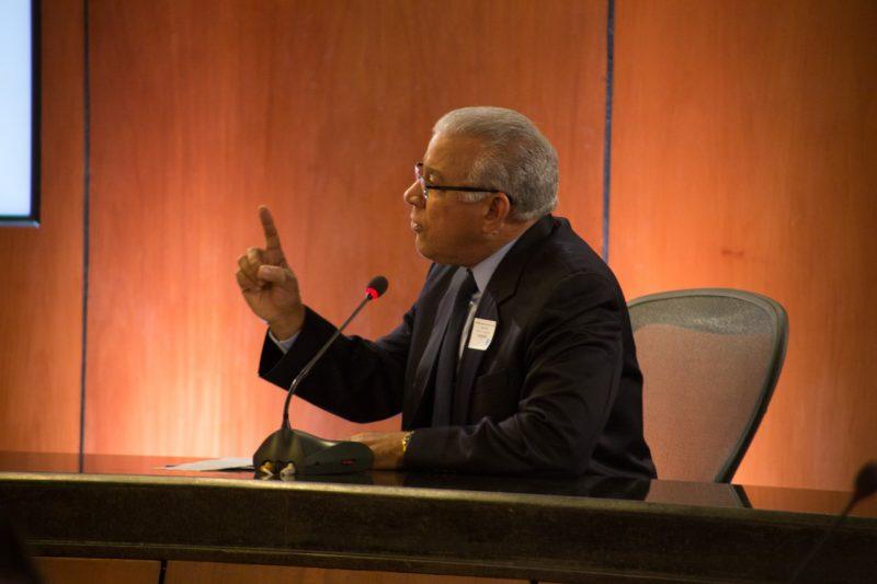Defensa Bautista concluye presentación incidentes caso Odebrecht