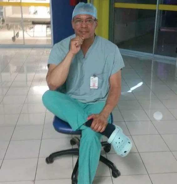 Fallece el doctor Miguel Ángel Santos