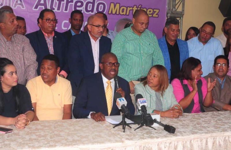 """""""El Cañero""""  Alfredo Martínez denuncia compra de votos"""