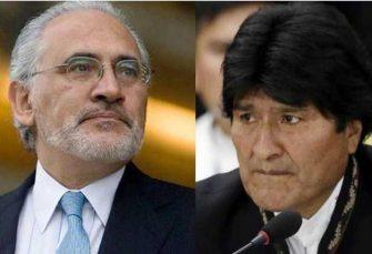 Bolivia iría a una segunda vuelta electoral