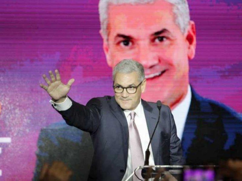 Gonzalo Castillo candidato presidencial PLD