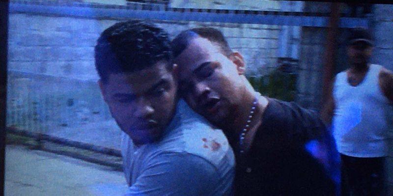Dos heridos incidente en Santiago; Valentín lamenta