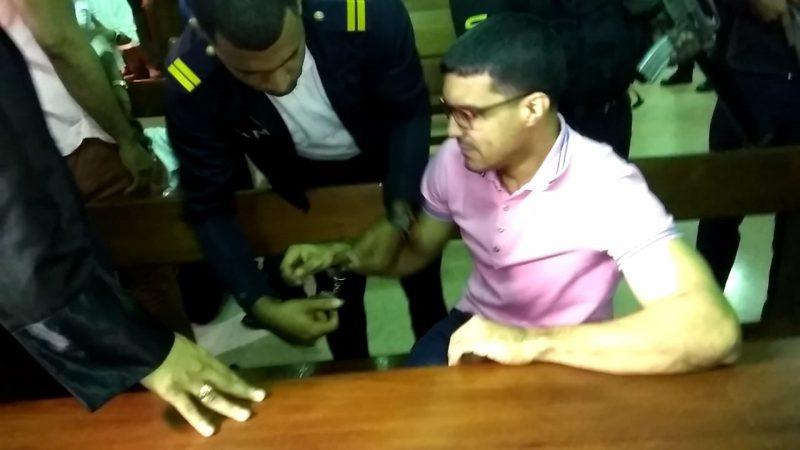 Joel Rodríguez condenado a 30 años por la muerte de su padre