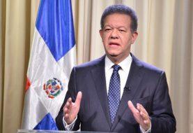 Leonel Fernández hablará este domingo al país
