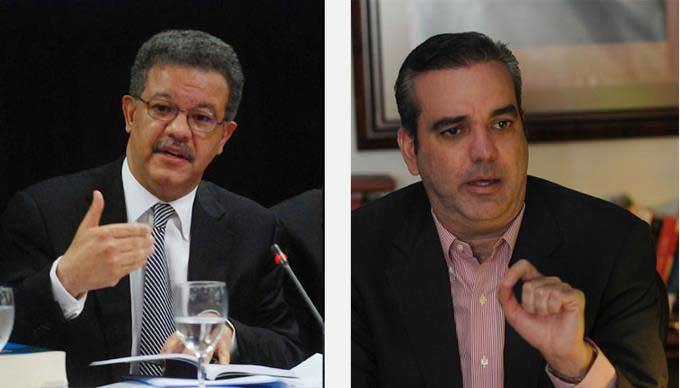 PRSC negociará candidatura con Leonel o Abinader