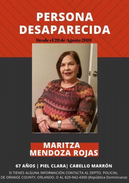 Dominicana desaparece en Orlando, Florida
