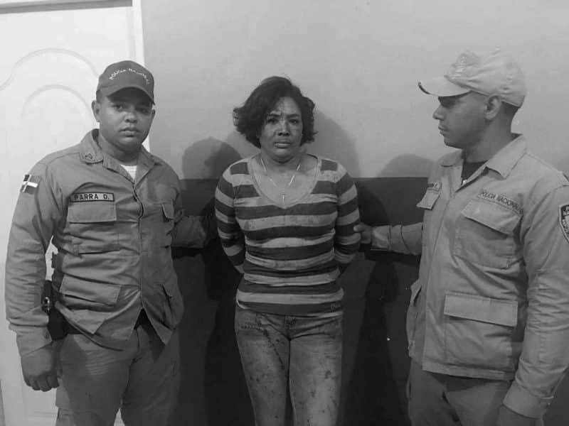 Mujer mata a marido en Palo Amarillo de Santiago