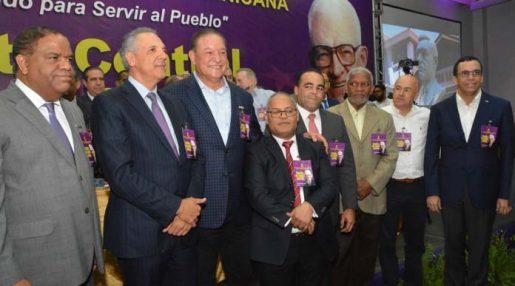 nuevos miembros comité político pld