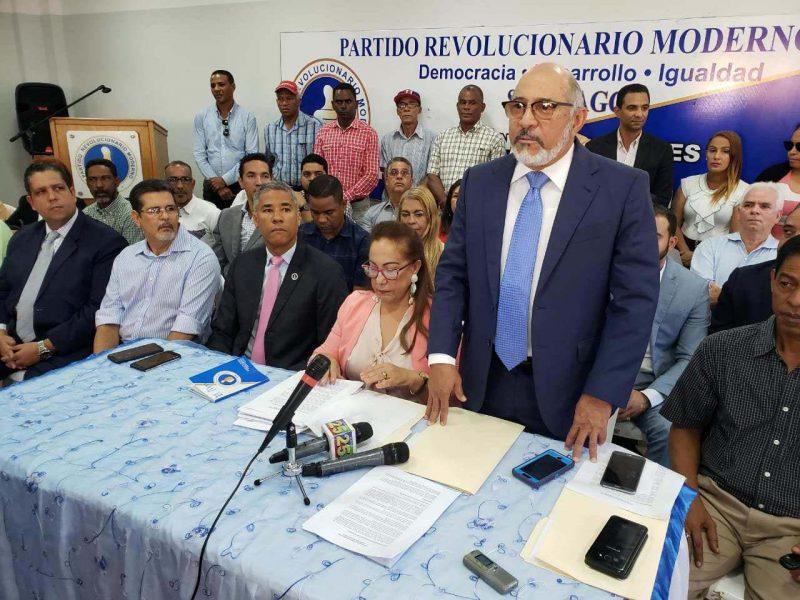 PRM Santiago llama a votar masivamente este domingo