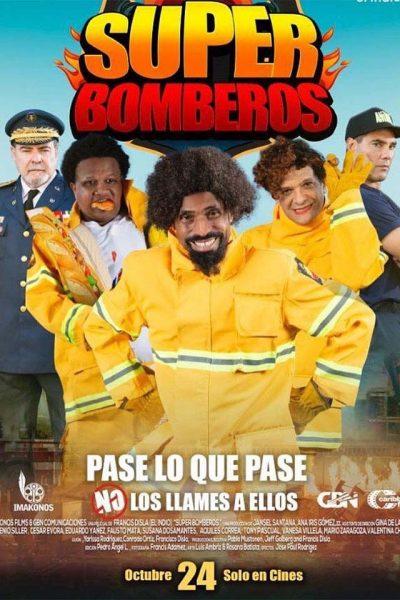 Película dominicana Súper Bomberos