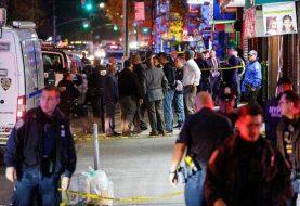 Tiroteos en NY dejan 1 muerto y varios heridos