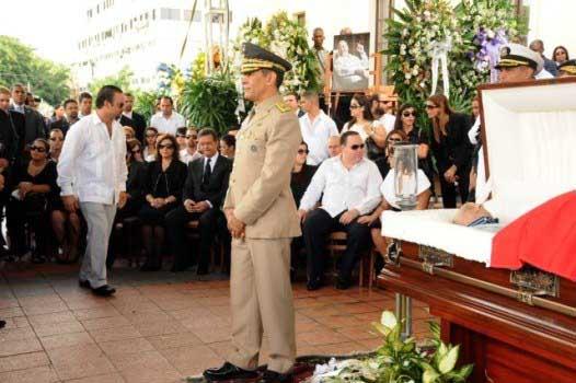 Dominicanos dicen hasta luego a Freddy Beras Goico