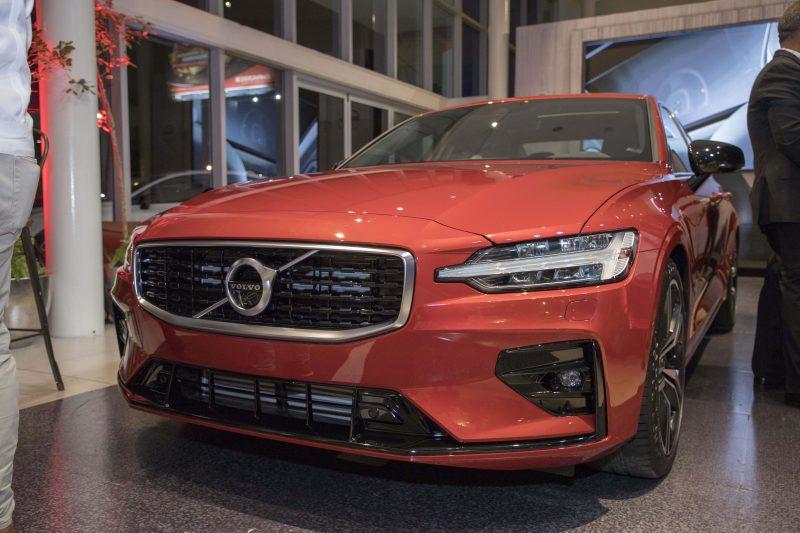 El nuevo Volvo S60 llega a República Dominicana