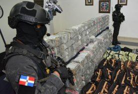 945 paquetes de cocaína incautados en puerto multimodal Caucedo