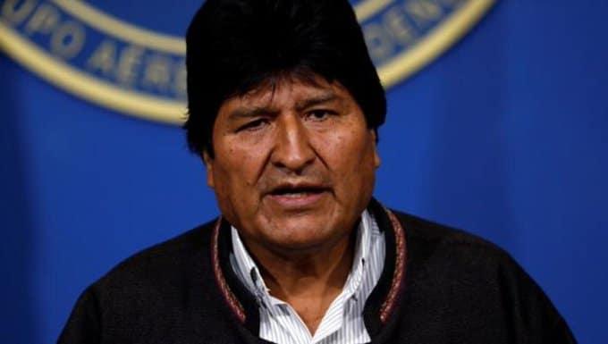 Evo Morales rechaza candidatura de EEUU para presidir el BID