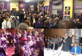 El PLD y LFP efectúan actos de masas en NY