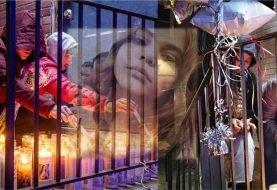 Cientos lloran el asesinato de  Janet Avalo Álvarez (Irandy)