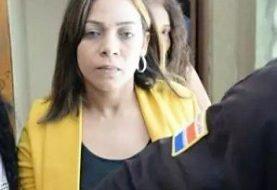 Margarita Hernández, fiscalizadora suspendida es enviada a Najayo