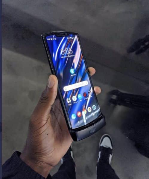 Motorola Razr costará US$1,500 dólares