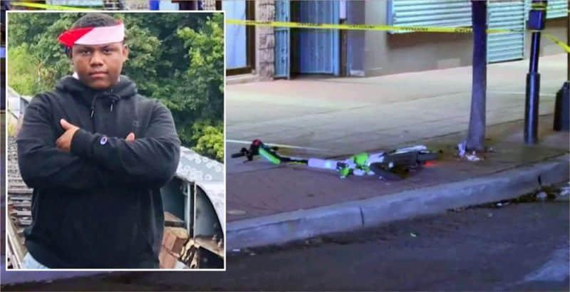 Prohiben en NJ uso patineta eléctrica por muerte dominicano