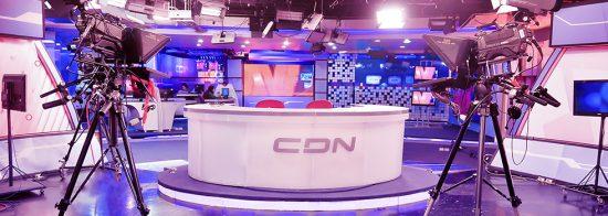 estudio cdn cadena de noticias república dominicana